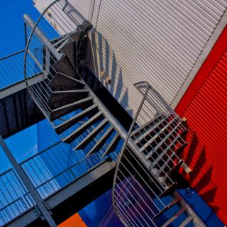 Container spiral by Flickr user on1stsite.
