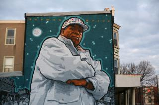 Dr. Herman Wrice Mural by Flickr user aturkus