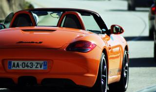 Boxster S by Flickr user Floris M. Oosterveld