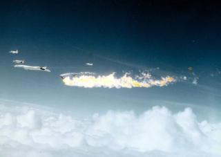 North_American_XB-70A_Valkyrie_just_after_collision_061122-F-1234P-037.jpg by Freebase